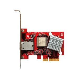 玄人志向 GBEX-PCIE Aqrate AQR105搭載 PCI-Express x4接続10ギガビットイーサネットカード|3top