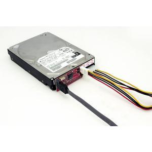 センチュリー [IDE-SATA] 「IDE活してS-ATA」 IDE→S-ATA変換アダプターセット|3top