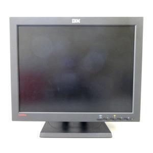 【中古】IBM ThinkVision L200p 6736-HB0 20.1インチ液晶モニター 付属品なし本体のみ パネル経年劣化(黄ばみ)有り(L200p6736-HB0_058) 3top