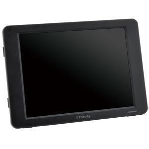 センチュリー LCD-8000U2B 「plus one」USBで手軽にデュアルディスプレイ バスパワー駆動の8インチUSB接続サブモニター(ブラック)|3top
