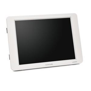 センチュリー LCD-8000U2W 8インチUSB接続サブモニター plus one グレイッシュホワイト (LCD-8000U2W)|3top