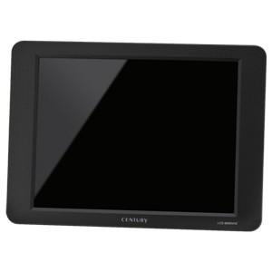 センチュリー LCD-8000VH2B 8インチHDMIマルチモニター plus one HDMI ブラック|3top