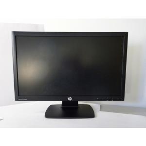 【中古】HP LE2202x 21.5インチワイド液晶モニター 付属品なし本体のみ ドット抜け有り バックライト劣化(画面暗め)有り 3top