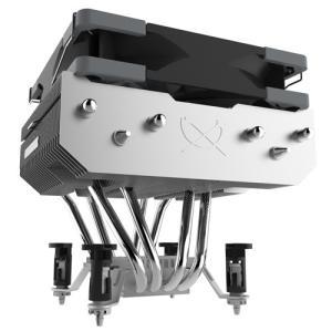 サイズ SCCT-1000 「虎徹のトップフロー版」というコンセプトで開発した6mm径ヒートパイプ4本搭載の大型トップフロークーラー「超天」【少量在庫有り】|3top