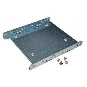 親和産業 SS-NMT304 [一体型左寄せSSDマウンタ] 3.5インチベイ用SSD固定マウンタ|3top