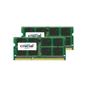 CFD W3N1600CM-8G Crucial スタンダードモデル DDR3L-1600 ノート用メモリ 204pin SO-DIMM 8GB 2枚組|3top