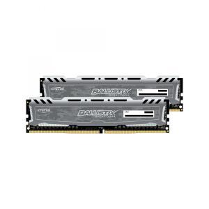 CFD W4U2400BMS-8G Crucial ゲーミングモデル DDR4-2400 デスクトップ用メモリ 288pin DIMM 8GB 2枚組 (Heatsink搭載)|3top