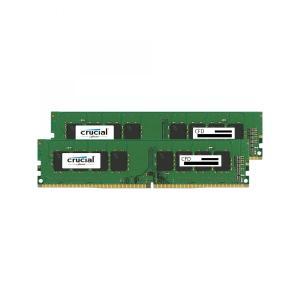 CFD W4U2400CM-16G Crucial スタンダードモデル DDR4-2400 デスクトップ用メモリ 288pin DIMM 16GB 2枚組|3top
