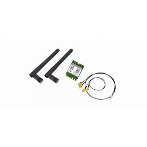Shuttle シャトル WLN-M M.2接続の拡張カード。対応するベアボーンやパソコンに無線LANとBluetoothを増設できる。【少量在庫有り即納!】|3top