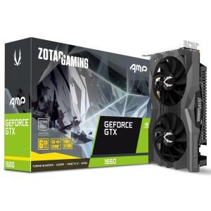 ZOTAC ZTGTX1660-6GBAMP/ZT-T16600D-10M ZOTAC GAMING...