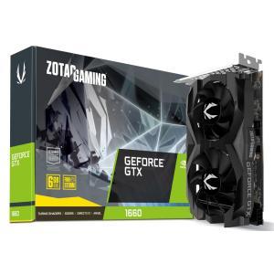 ZOTAC ZTGTX1660-6GB/ZT-T16600F-10L ZOTAC GAMING Ge...