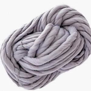 超 極太 毛糸 250g チャンキーニット ざっくり うで編み 指編み ナチュラル カラー