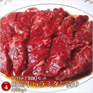 バーベキュー 肉 牛豚肉合計3kgの超ボリューム!アウトドアBBQセット [肉の日][お歳暮][ご贈答][セルフ父の日] 4129 05