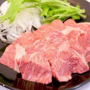 黒毛和牛リブロース焼肉用500g 焼肉もワイルドに。[ギフト][お歳暮ご贈答][ご贈答]|4129|02