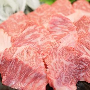 黒毛和牛リブロース焼肉用500g 焼肉もワイルドに。[ギフト][お歳暮ご贈答][ご贈答]|4129|03