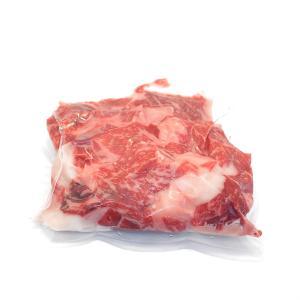 黒毛和牛リブロース焼肉用500g 焼肉もワイルドに。[ギフト][お歳暮ご贈答][ご贈答]|4129|04