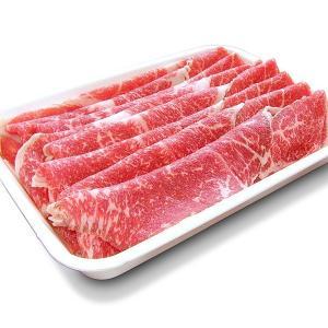 黒毛和牛霜降もも肉しゃぶしゃぶ用スライス500g [4129][ギフト][お歳暮ご贈答][ご贈答]|4129|04