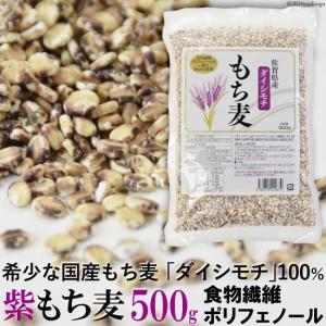 【送料無料】 紫もち麦 500g 佐賀県産 ダイシモチ使用 ...