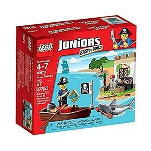 レゴ (LEGO) ジュニア 海賊のお宝探し 10679