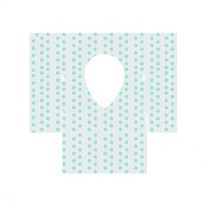 使い捨て 便座シート おまる対応 トイレトレーニング すっぽり大きめサイズ トイレ用品 便座カバー 防水 抗菌防臭 衛生管理 携帯 外出 旅行用 (|488pista