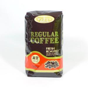 レギュラーコーヒー 焙煎マンデリン 500g|48coffee