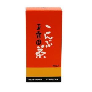 玉露園 こんぶ茶 400g 48coffee