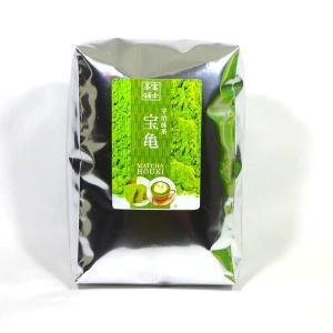 宇治抹茶 宝亀(ほうき)1kg|48coffee