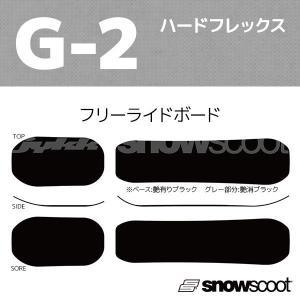 JykK G-2ボード ハード ('15モデル) スクート対応|4all