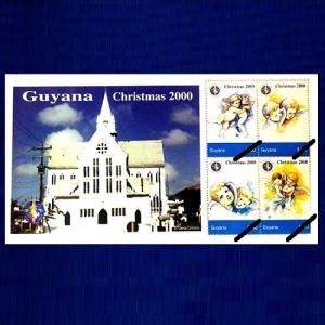 海外クリスマス切手 海外記念切手 サンタクロース切手