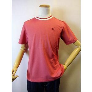 メンズファッション ブランド「バラシ 吸汗速乾半袖Tシャツ」サラッと快適な吸汗速乾素材「クールマック...