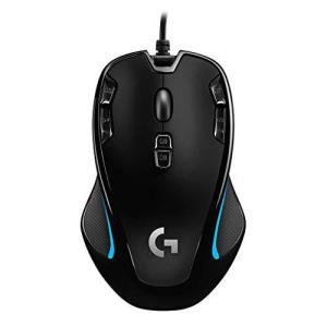 Logicool G ゲーミングマウス 有線 G300Sr 左右対称 軽量 プログラムボタン9個 高精度dpi 国内正規品の画像