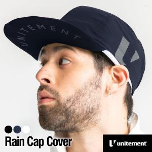 ゴルフ レインキャップカバー メンズ レディース unitement Rain Cap Cover キャップ 帽子 ゴルフウェア ユナイトメント|4ss