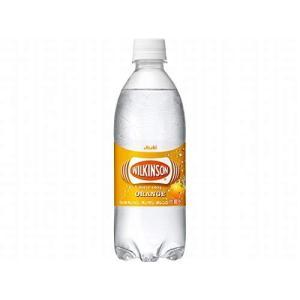 アサヒ飲料 ウィルキンソン タンサン オレンジ 500ml×24本