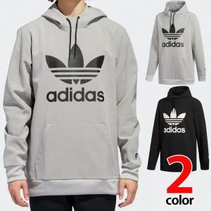 adidas originals アディダス オリジナルス 撥水加工 防寒仕様 TEAM TECH HOODIE スノボーストリート ad02 ブラック グレー|5445