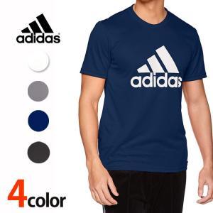 adidas originals アディダス スポーツTシャツ  速乾 トレーニング TEE ad11 白 青 赤 紺 グレー ゆうパケット送料無料|5445