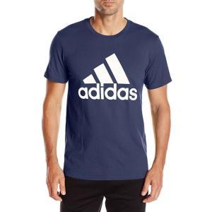adidas アディダス Tシャツ  TEE ネイビー ad15 アメリカ限定|5445