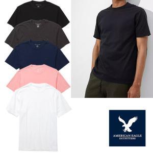 アメリカンイーグル 半袖 Tシャツ USAモデル メンズ AE American Eagle  ae33 送料無料 8タイプ 大きいめ XLあり|5445