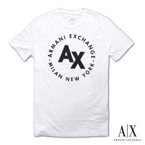 アルマーニエクスチェンジ メンズ  半袖 Tシャツ  A/X  ARMANI EXCHANGE USA 正規品 ax715 5445