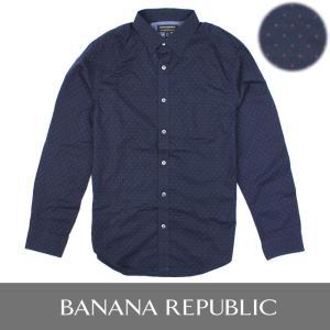 バナリパ BANANA バナナリパブリック 長袖シャツ チェック ba297 ネイビー 5445