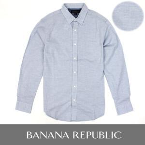 バナリパ BANANA バナナリパブリック 長袖シャツ 無地 ba298 ナチュラルカラー|5445