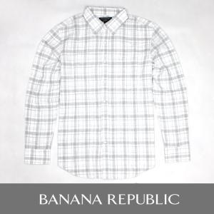 バナリパ BANANA バナナリパブリック 長袖シャツ チェック ba311 5445
