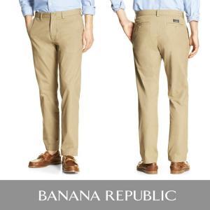 BANANA REPUBLIC バナナリパブリックメンズ ストレート チノパン ba337|5445