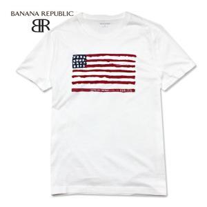 BANANA REPUBLIC バナナリパブリック メンズ Tシャツ 半袖 プリント USA直輸入 ブランド バナリパ ba347|5445