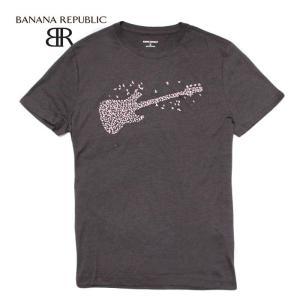 BANANA REPUBLIC バナナリパブリック メンズ Tシャツ 半袖 プリント USA直輸入 ブランド バナリパ ba349|5445
