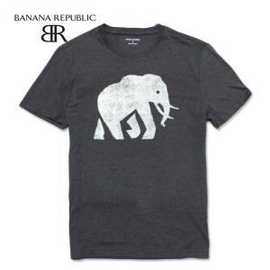 BANANA REPUBLIC バナナリパブリック メンズ Tシャツ 半袖 プリント USA直輸入 ブランド バナリパ ba352|5445