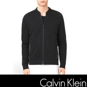 カルバンクライン CK トラックジャケット Calvin Kleinck 黒 ブラック ck207|5445