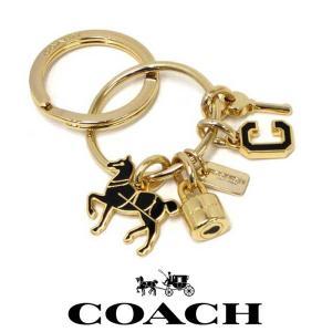 COACH コーチ  キーホルダー キーリング  co40 5445