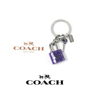 COACH コーチ  キーホルダー キーリング 母の日 誕生日 co41 5445