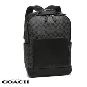 コーチ リュック アウトレット メンズ COACH F38755 QBMI5 グレー ブラック co55 5445