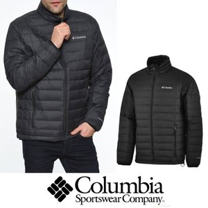 Columbia コロンビア メンズ ダウンジャケット ブラック 保温性高い colu03|5445